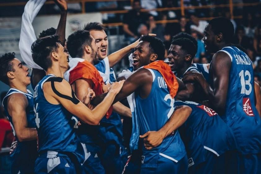 Les prospects de l'équipe de France U20