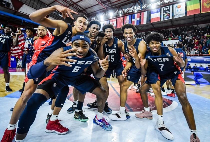 FIBA u17 : Les prospects US