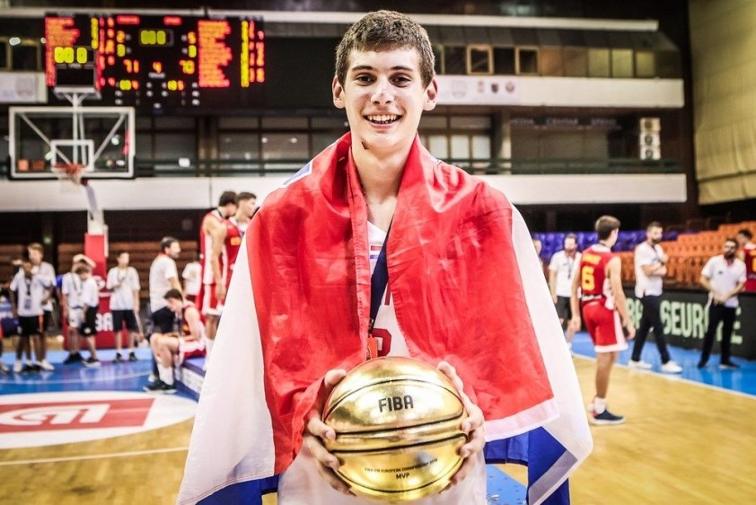 Scouting Report : MVP de l'Euro U16, Roko Prkacin, le Croate du futur