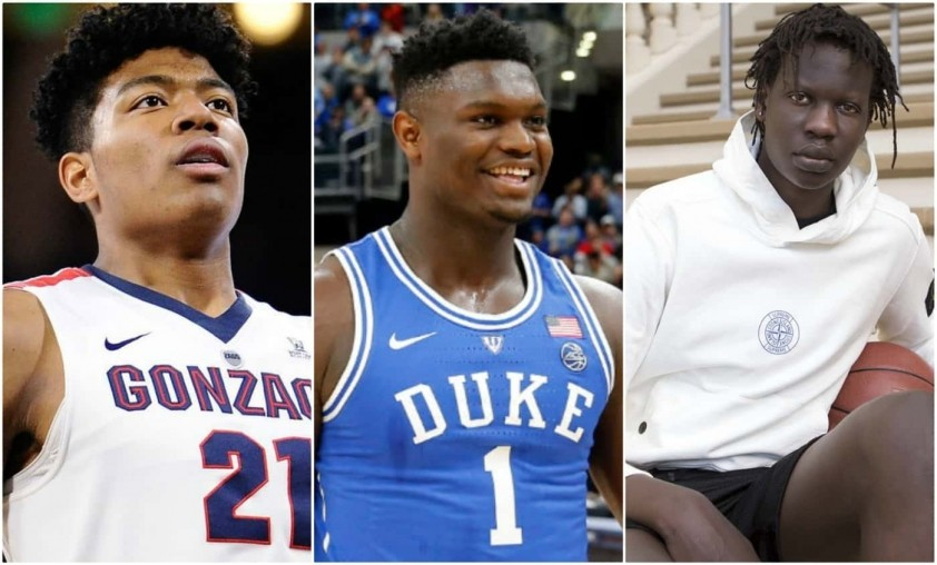 Draft 2019 Rankings 1.0