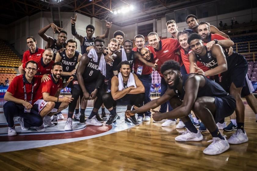 FIBA U19 France : Ayayi et les autres