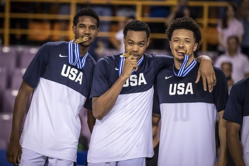 Deux ans après, que tirer des performances des prospects américains lors du FIBA U19 en Grèce ?