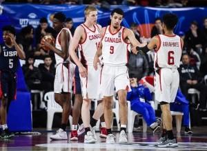 FIBA u17 : Les promesses du Canada