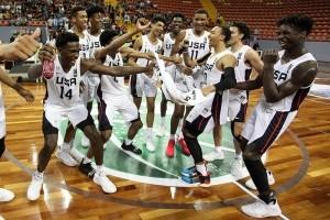 U16 Americas : Une cuvée décevante