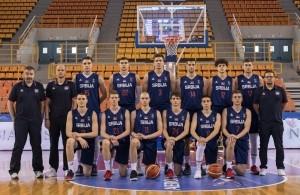 FIBA U19 : quatre prospects serbes aux performances mitigées
