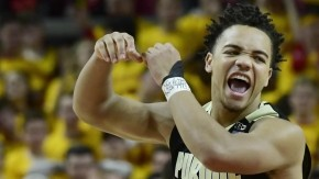 Carsen Edwards scouting reports