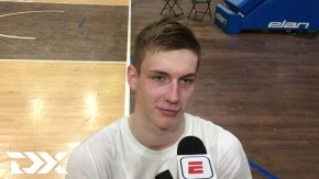 Luka Samanic scouting reports