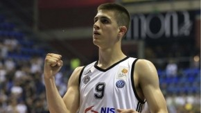 Vanja Marinkovic scouting reports