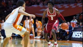 Kira Lewis Jr scouting reports