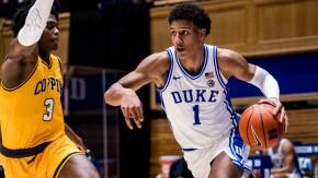 Jalen Johnson (Duke) scouting reports
