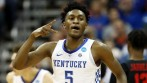 Immanuel Quickley scouting reports